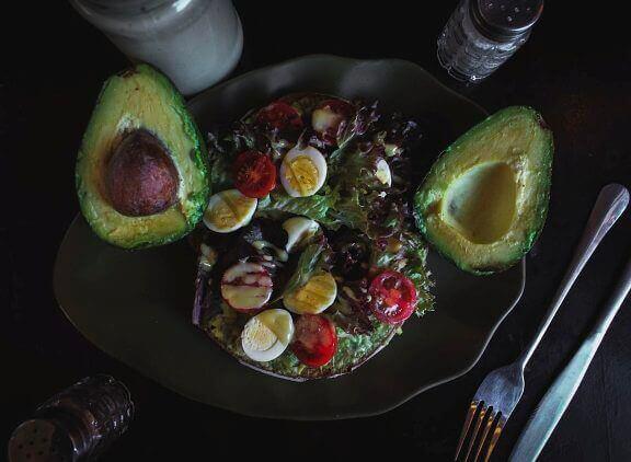 Avocado Recipes For Breakfast With Egg