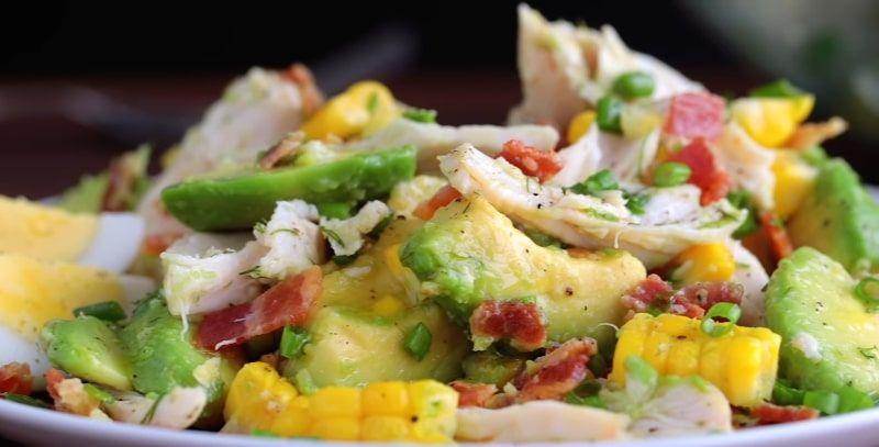 Healthy Avocado Chicken Salad Recipes