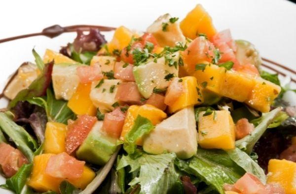 Avocado And Mango Salad recipes