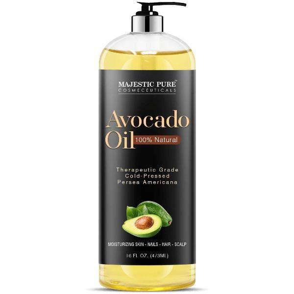 Avocado Oil For Hair Image