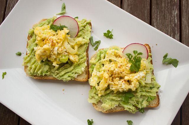 Is Avocado High In Calories avocado breakfast bread toast egg recipes
